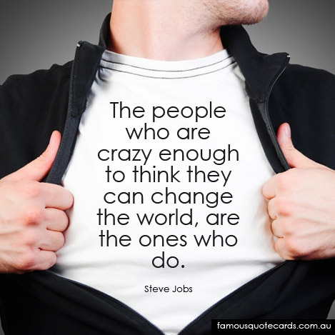 People Who Are Crazy Enough